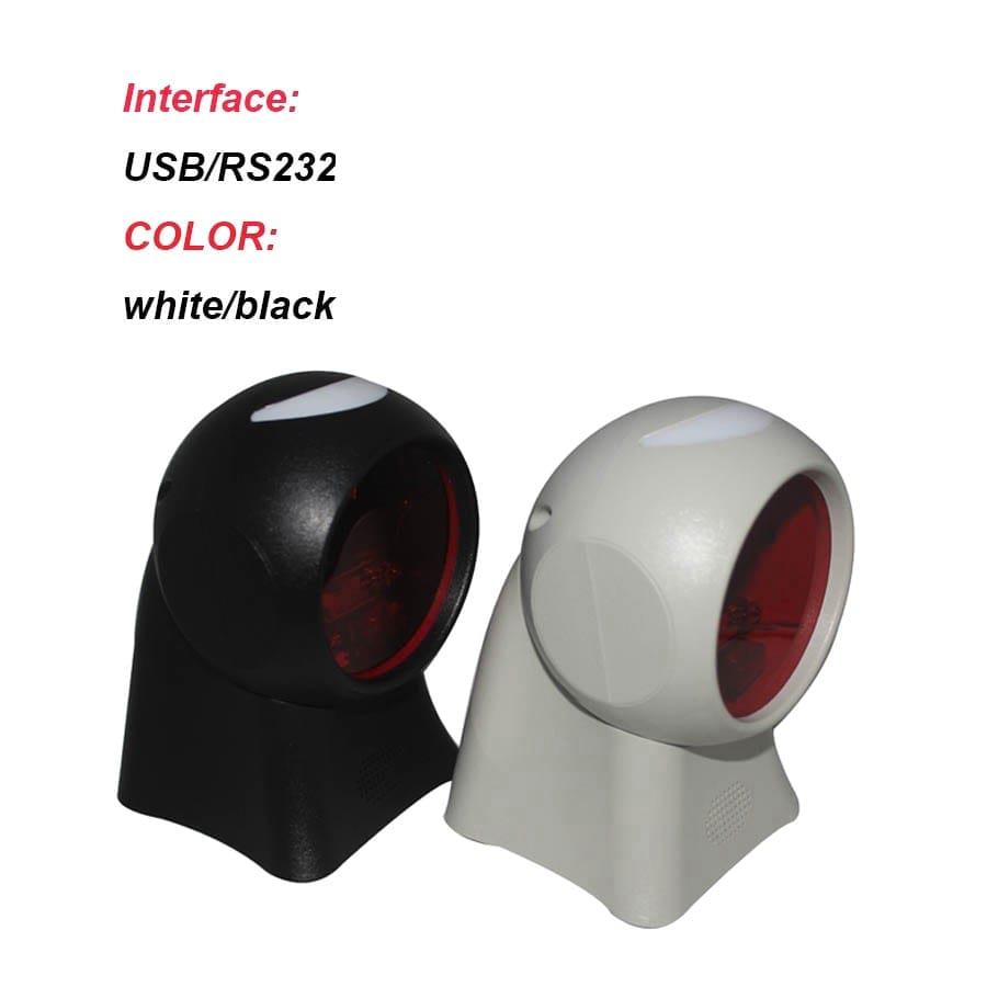 RK8120 1D Laser Barcode Scanner