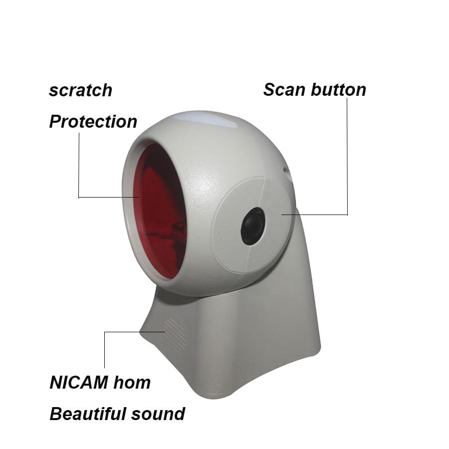 Omni Directional Barcode Scanner