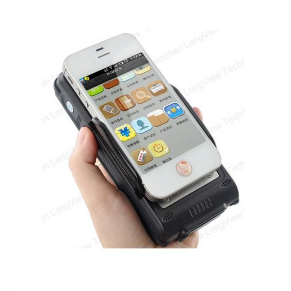 Bluetooth RFID Reader LVB02A 2D For Barcode Fast Scanning