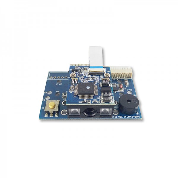 1D Barcode Scanner Module LV1400 Comes With Buzzer