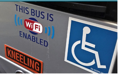 Mobile Payment Coming Soon with WiFi Available on All COTA Buses