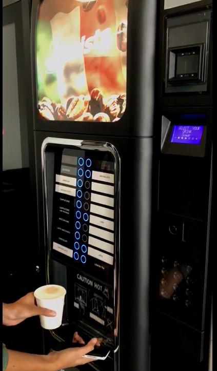 Rakinda LV4600 QR Scanner for vending machines