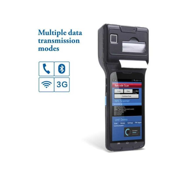 RK550S Handheld POS Terminal With Sticker